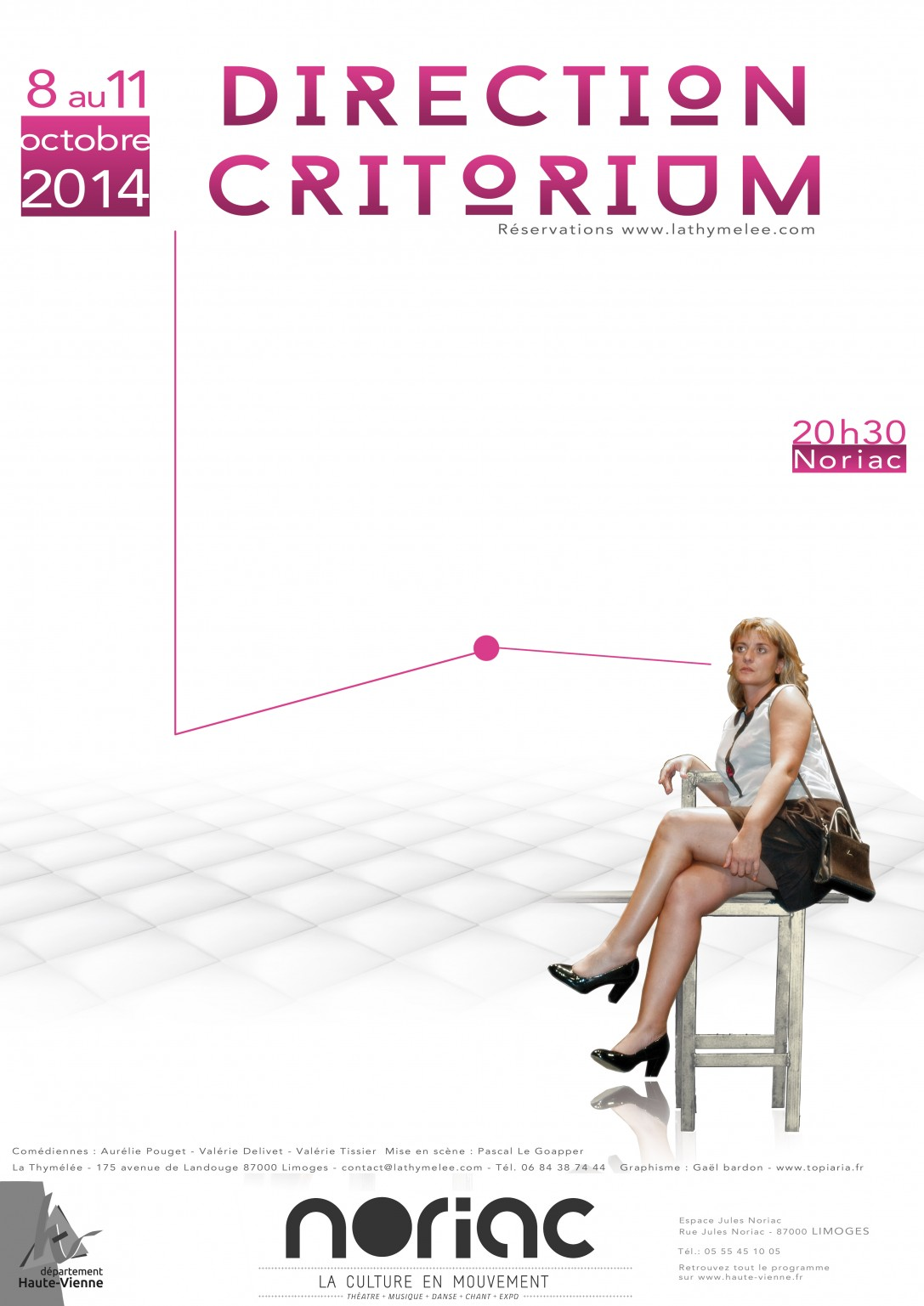 Direction Critorium – Dame 1